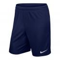 Nike Short Park Dunkelblau