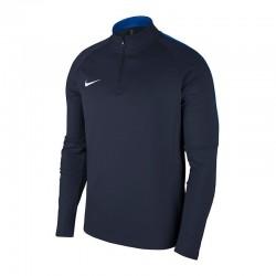 Nike Drill Top in  Dunkelblau