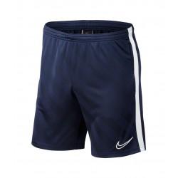 Nike Academy 19 Short Dunkelblau (mit Aufdruck)