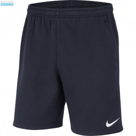 Nike Team Club 19 Short Dunkelblau (mit Aufdruck)